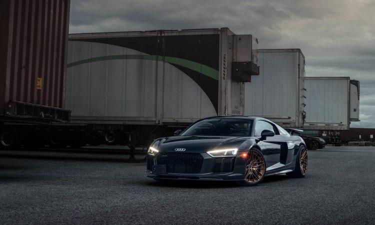 Audi R8 V10 Plus by Brixton Forge