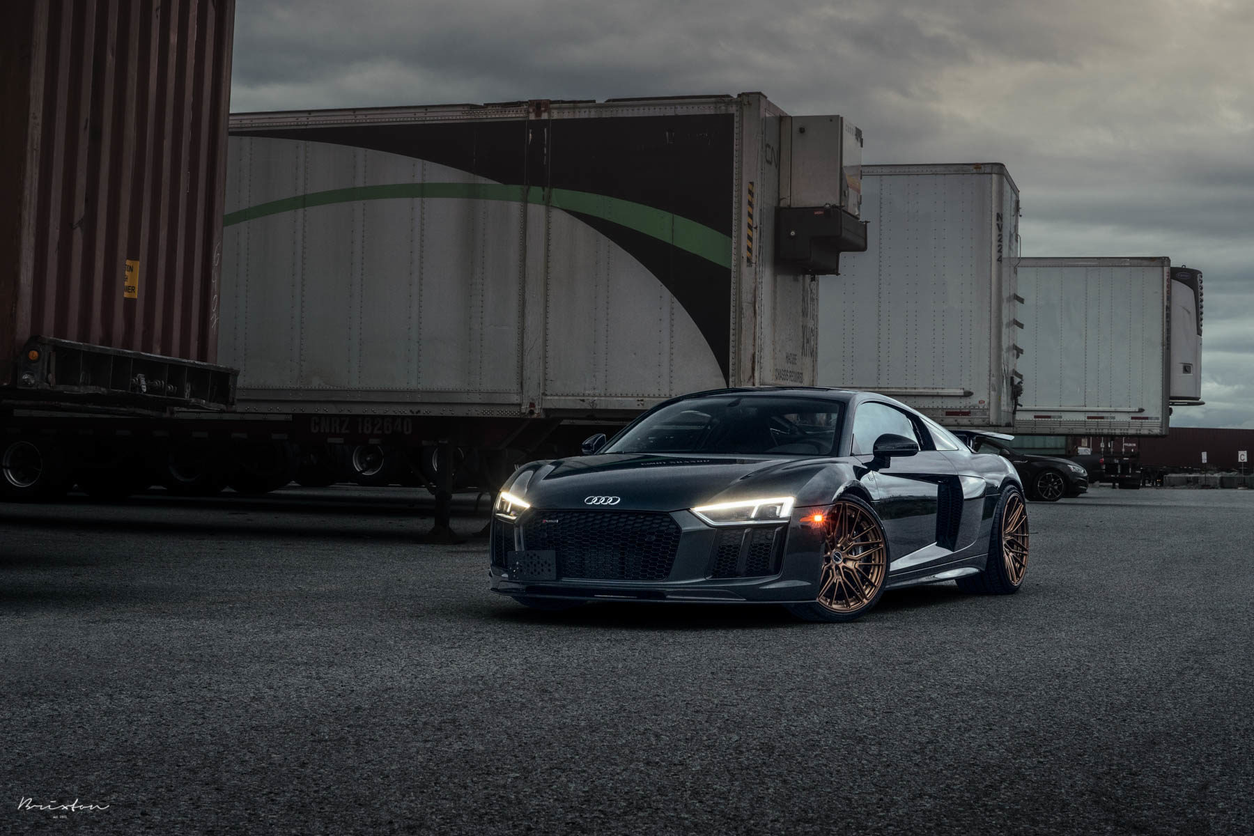 Audi R8 V10 Plus by Brixton Forge