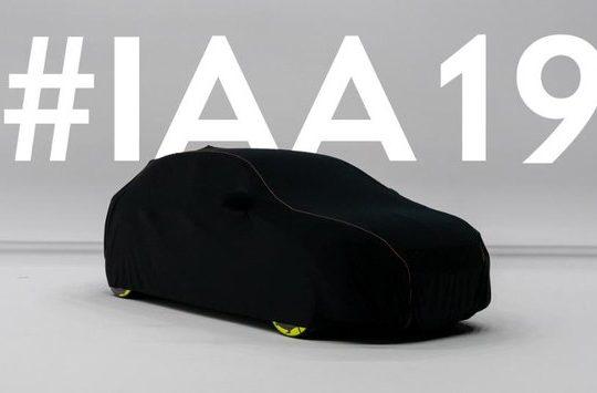 Opel najavio novi model