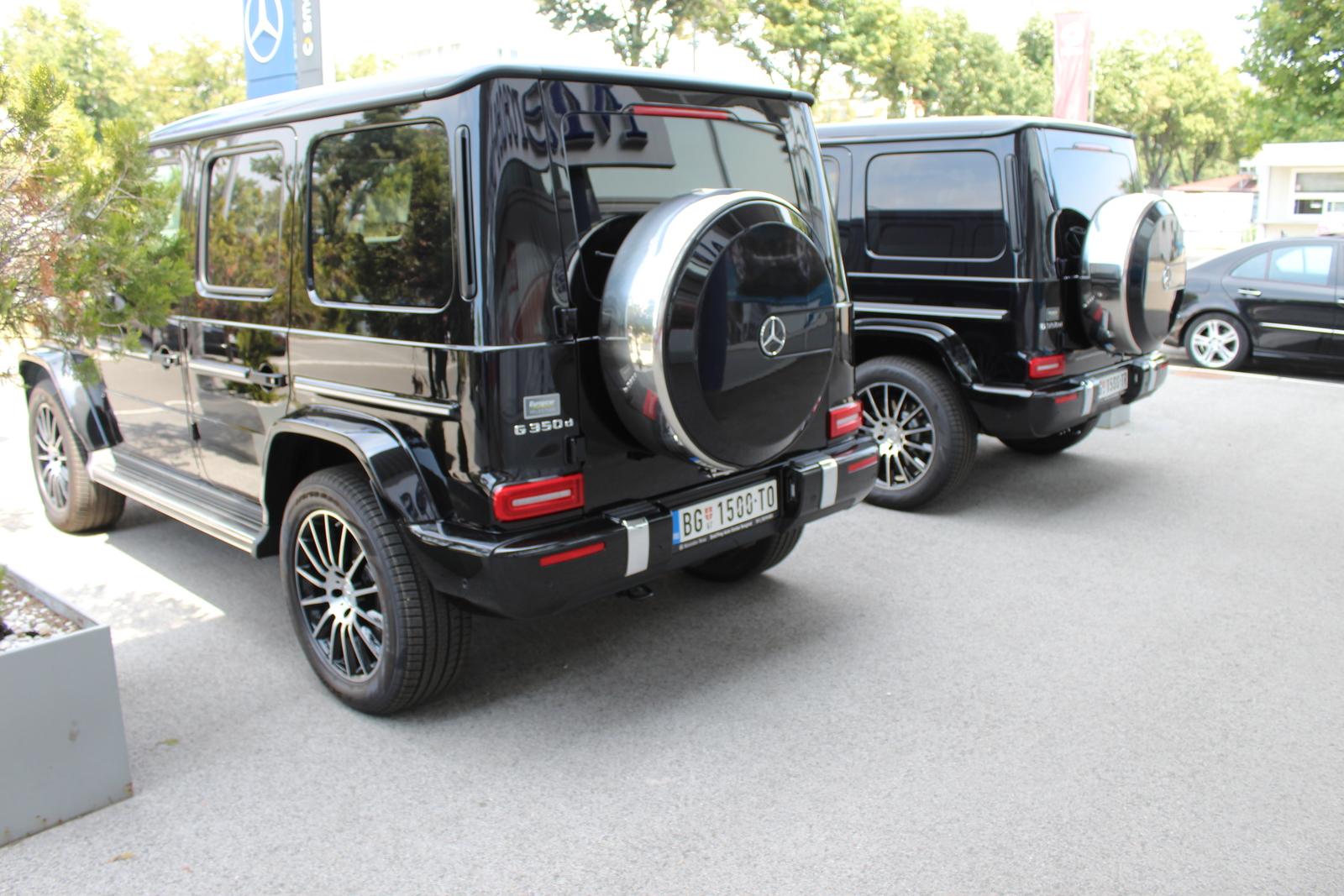 Mercedes-Benz G-Klase