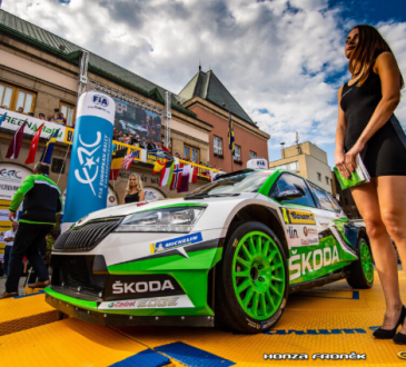 Rally Barum Czech Zlin