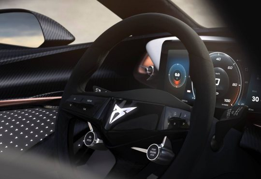 Cupra EV koncept