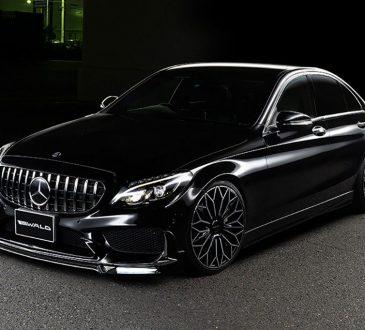 Mercedes-Benz C-Klase by Wald International