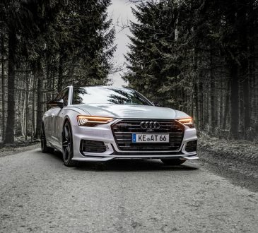Audi A6 Estate by ABT Sportsline
