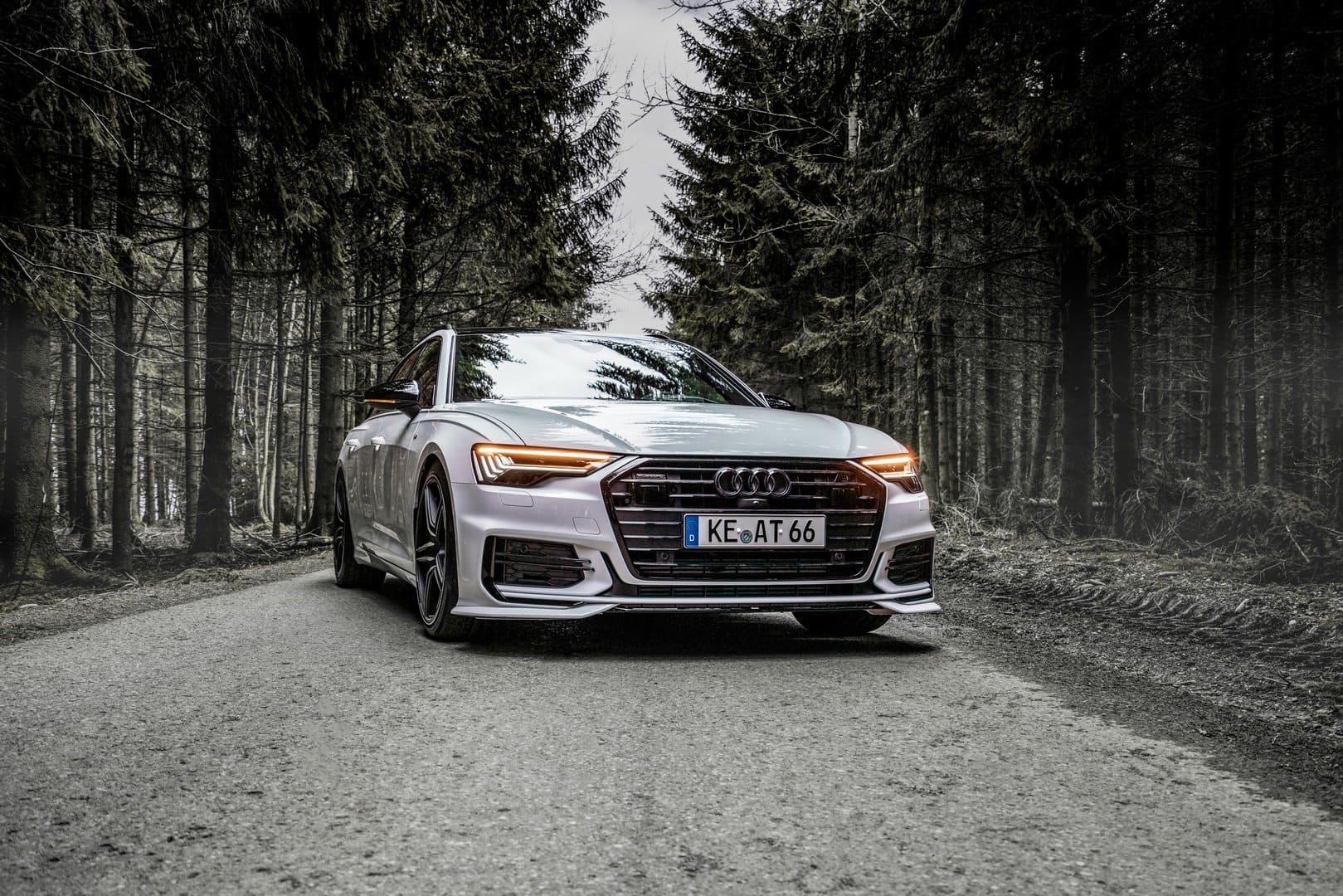 Audi A6 Estate by ABT Sportsline