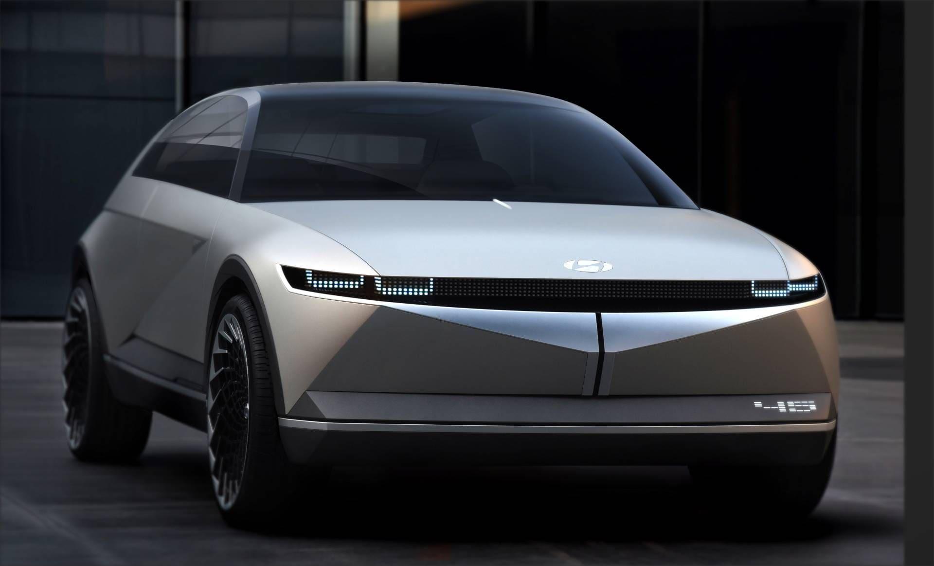 Hyundai 45 koncept