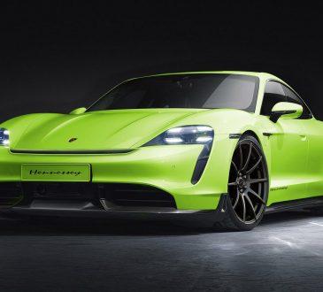 Hennessey Porsche Taycan