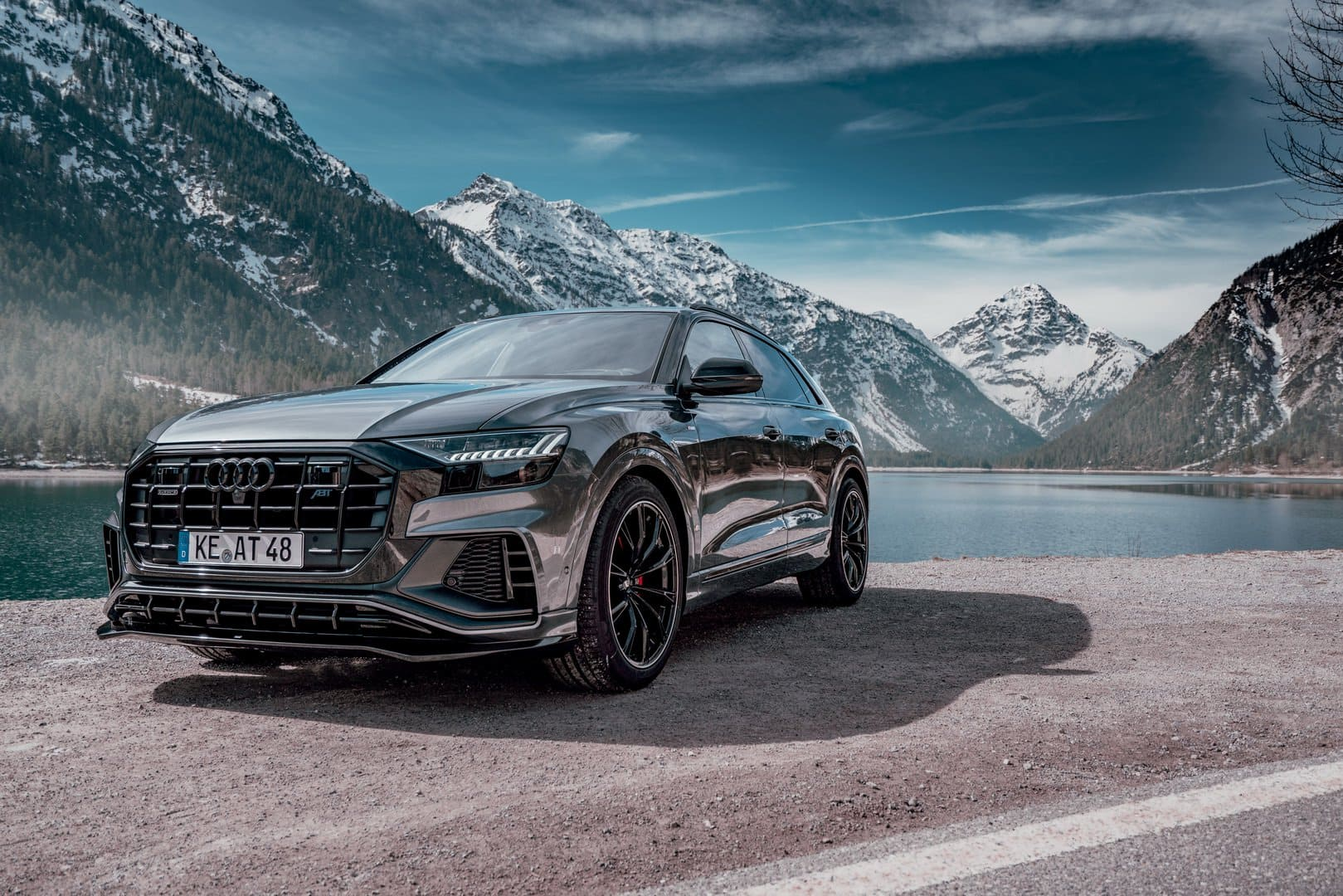 Audi Q8 by ABT Sportsline