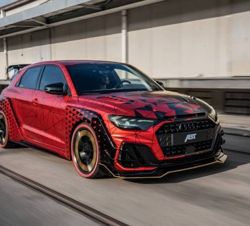 "Audi A1 ""1of1"" by ABT Sportsline"