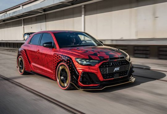 """Audi A1 """"1of1"""" by ABT Sportsline"""
