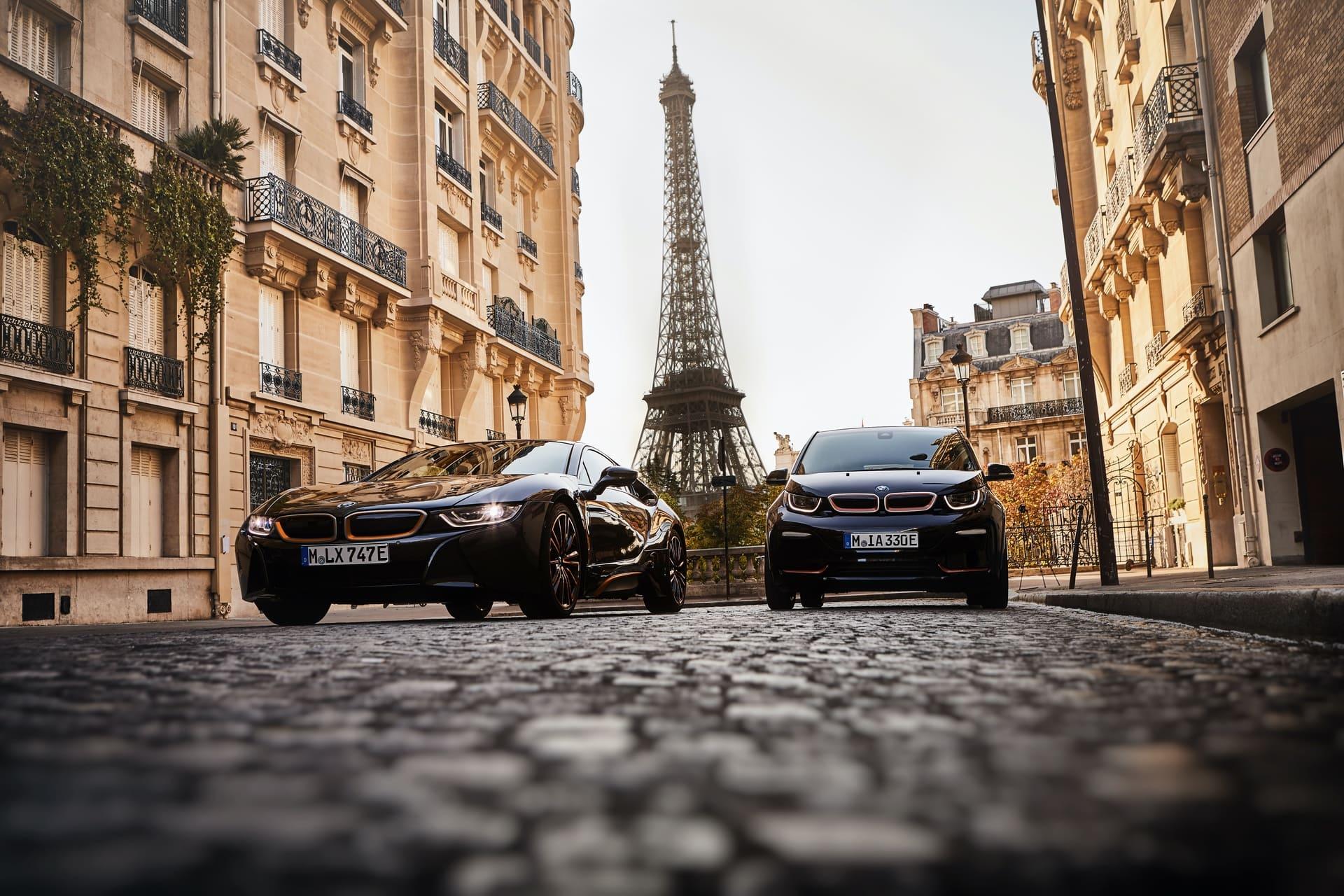 BMW i3 i i8