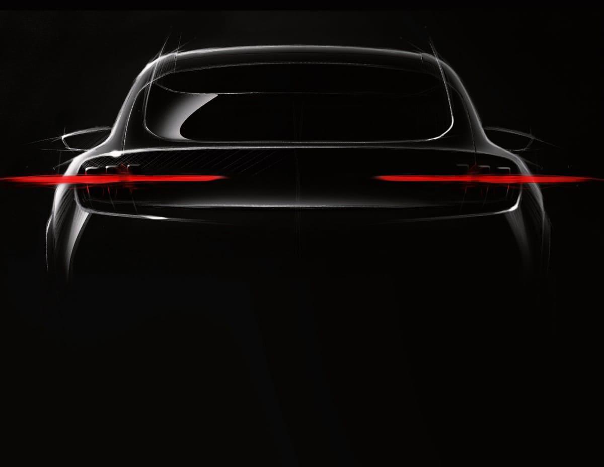 Ford - električni krosover inspirisan modelom Mustang