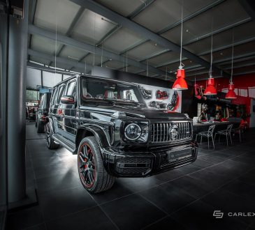 Mercedes-Benz G-Klase by Carlex Design