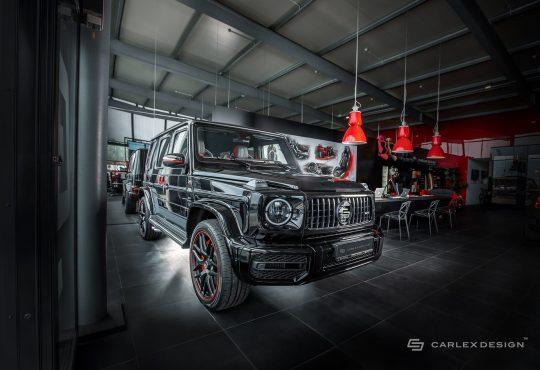 Mercedes-Benz G-Klase by Carlex Design