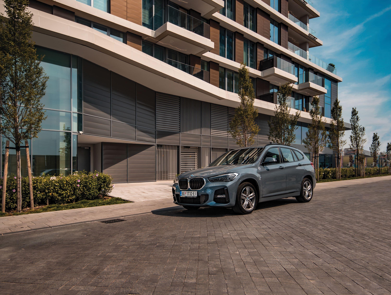 BMW X1 saopstenje