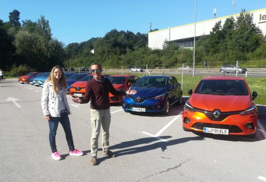 Renault Clio Novo Mesto