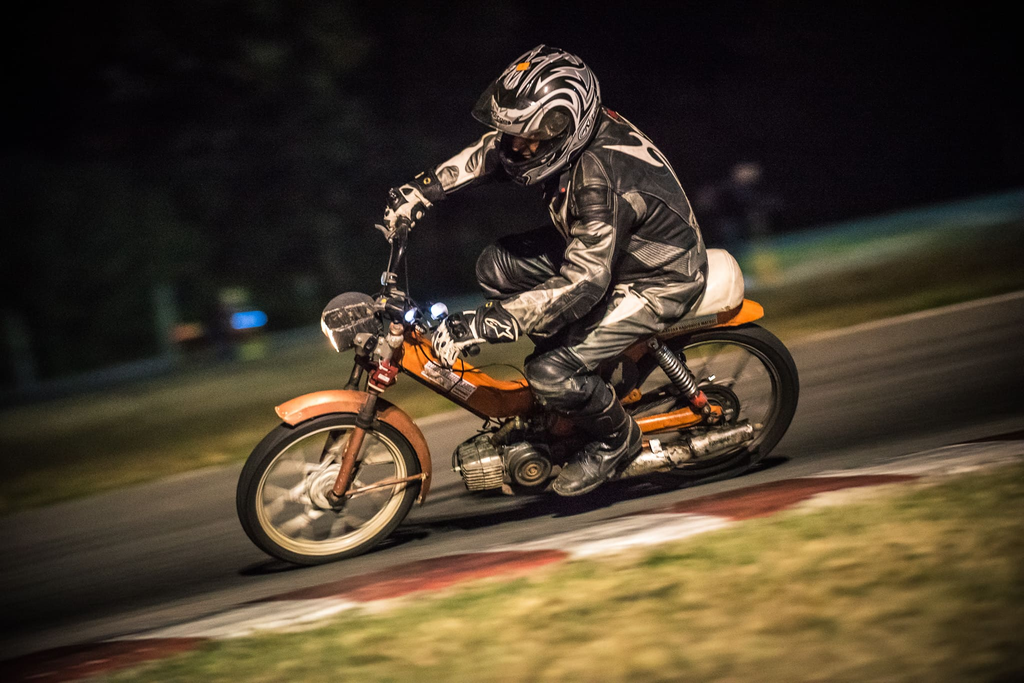 Moto-Bike Moped Endurance