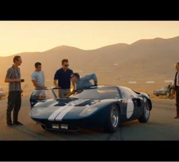 """Ford v Ferrari""- 24 časa Le Mana"