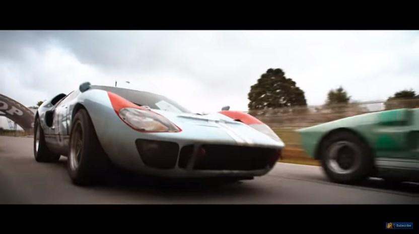 """Ford V Ferrari"""