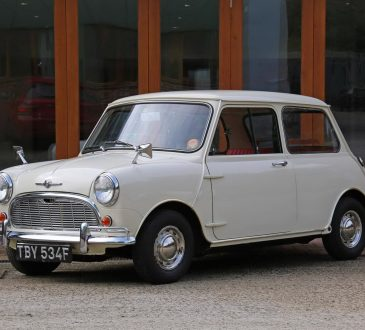Mini MK1 iz 1968. godine