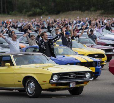 Ford Mustang novi rekord