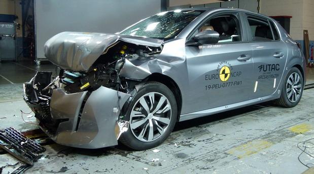 Euro NCAP testovi oktobar
