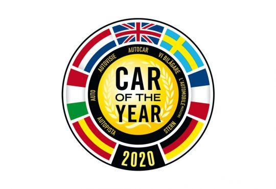 Izbor za automobil godine 2020. u Evropi!