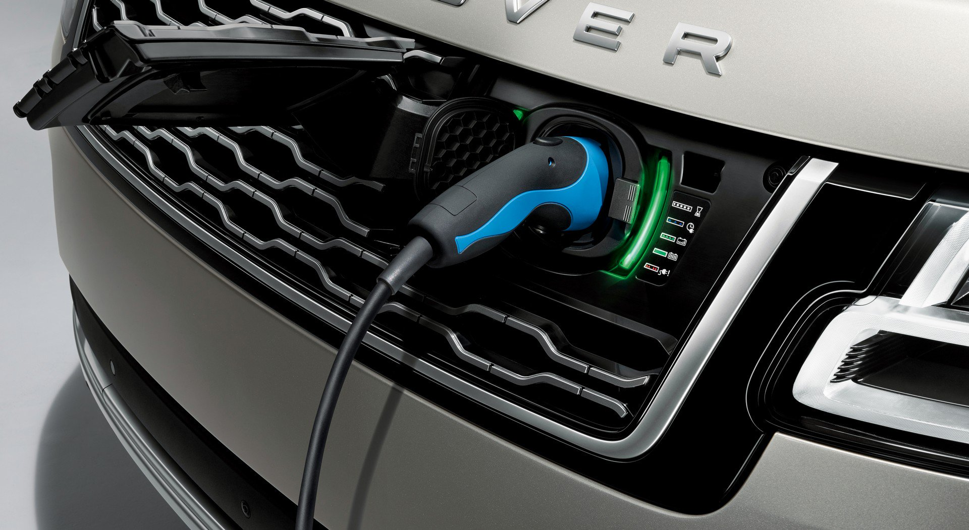 Jaguar Land Rover Range Rover PHEV