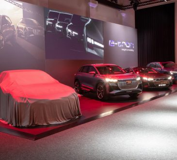 "Audi ""Road map E"""