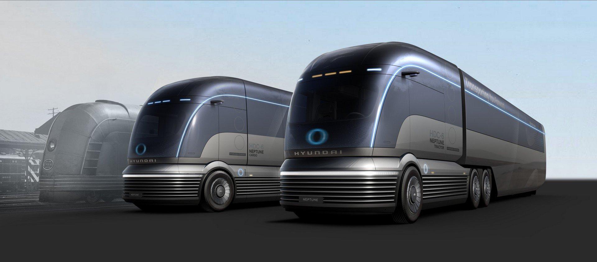 Hyundai HDC-6 Neptune koncept