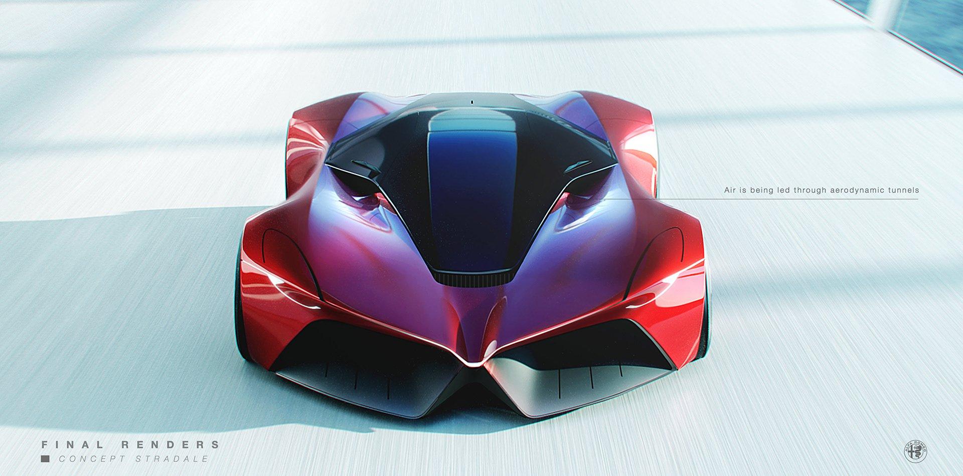 Alfa Romeo Stradale koncept