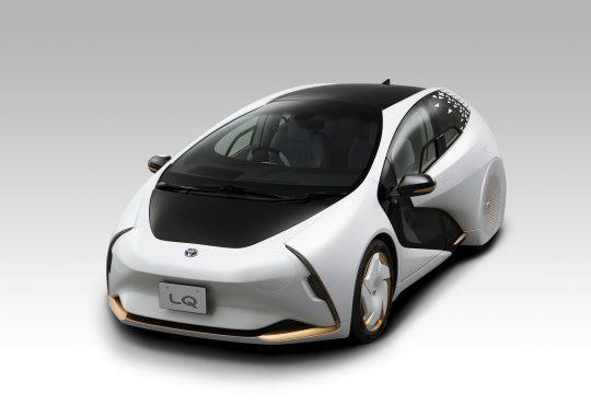 Toyota LQ koncept