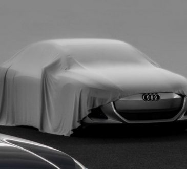 Audi električni e-tron koncept