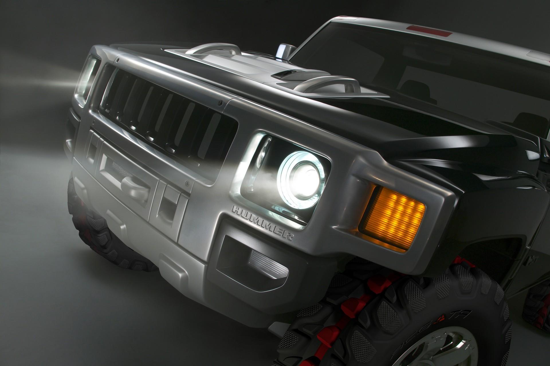 Hummer H3T koncept
