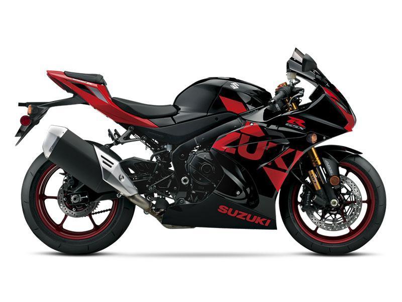 Suzuki Superbikes