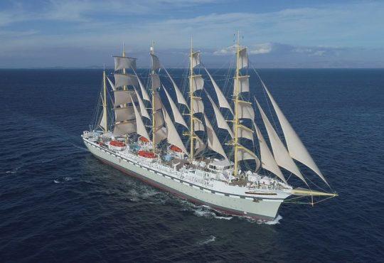 Brodosplit jedrenjak