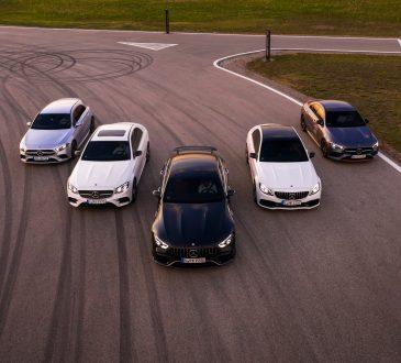 Mercedes Star Expirience dan