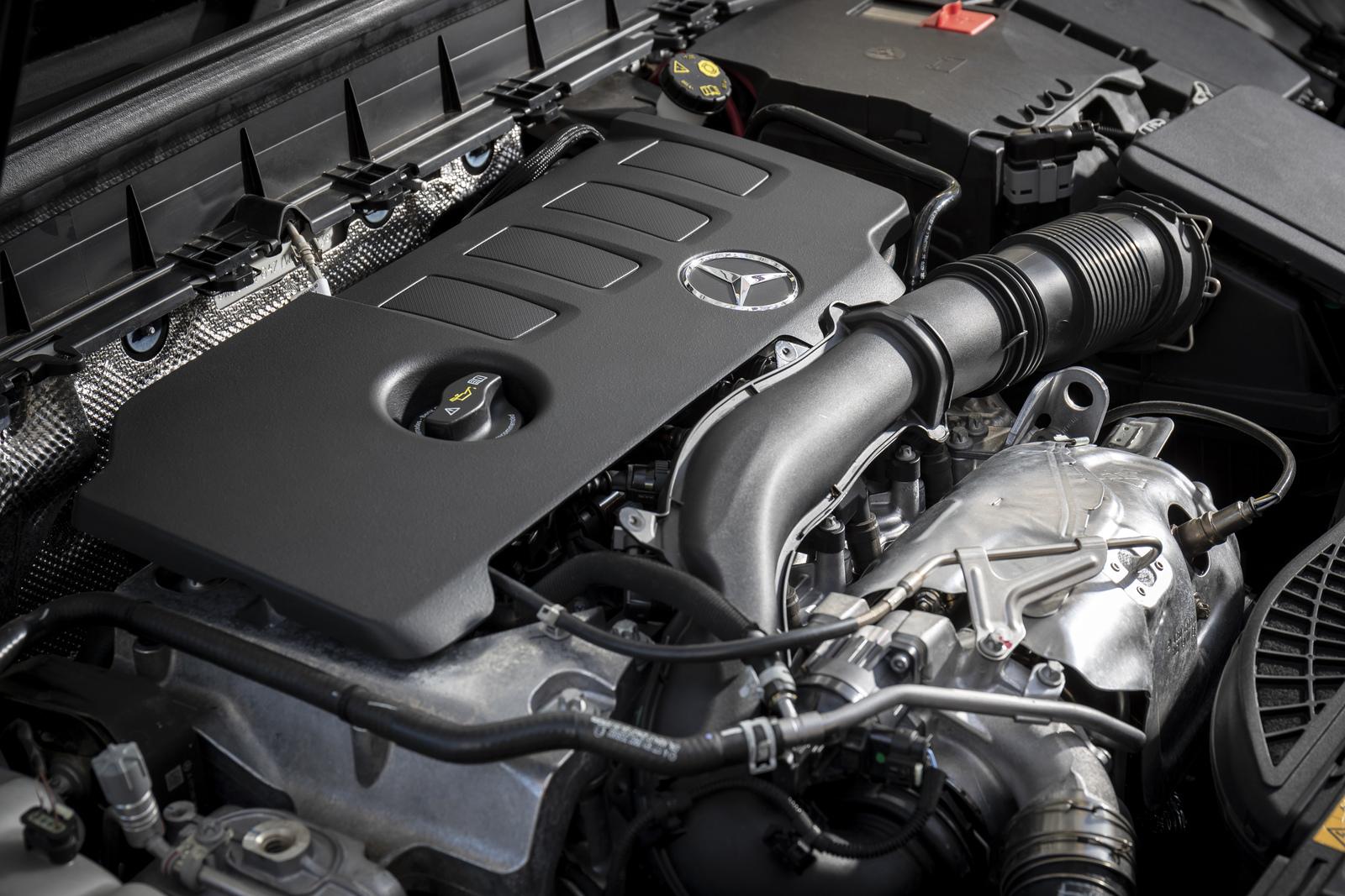 Mercedes-Benz GLB + Mercedes-AMG GLB 35