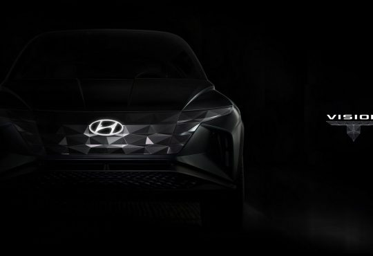 Hyundai SUV koncept