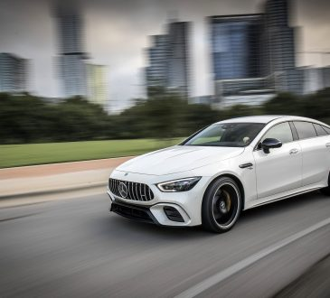 Mercedes-AMG GT 4-Door Coupe PHEV