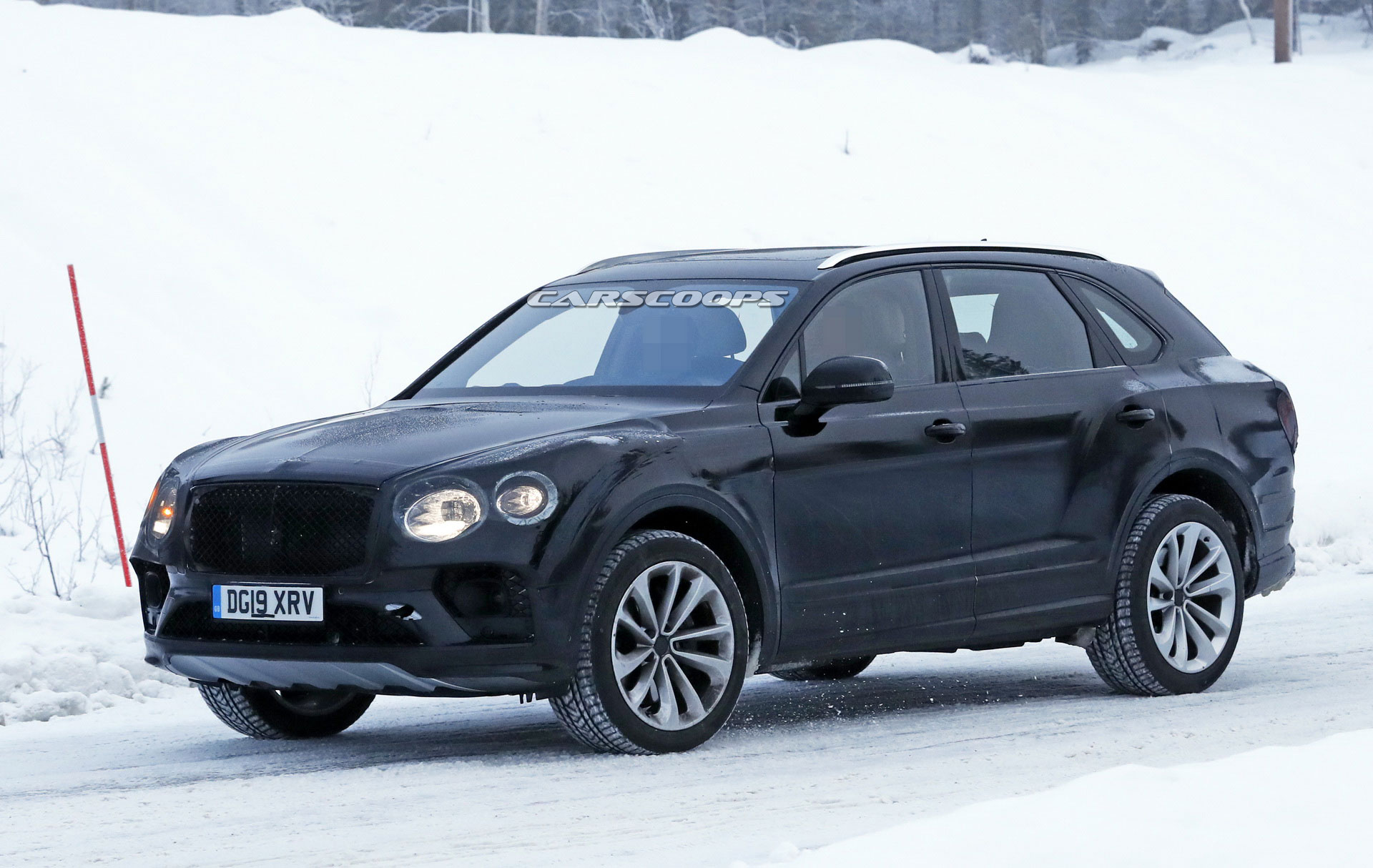 Bentley Bentayga Facelift