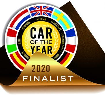 """Finalisti """"Evropski automobil 2020. godine"""""""