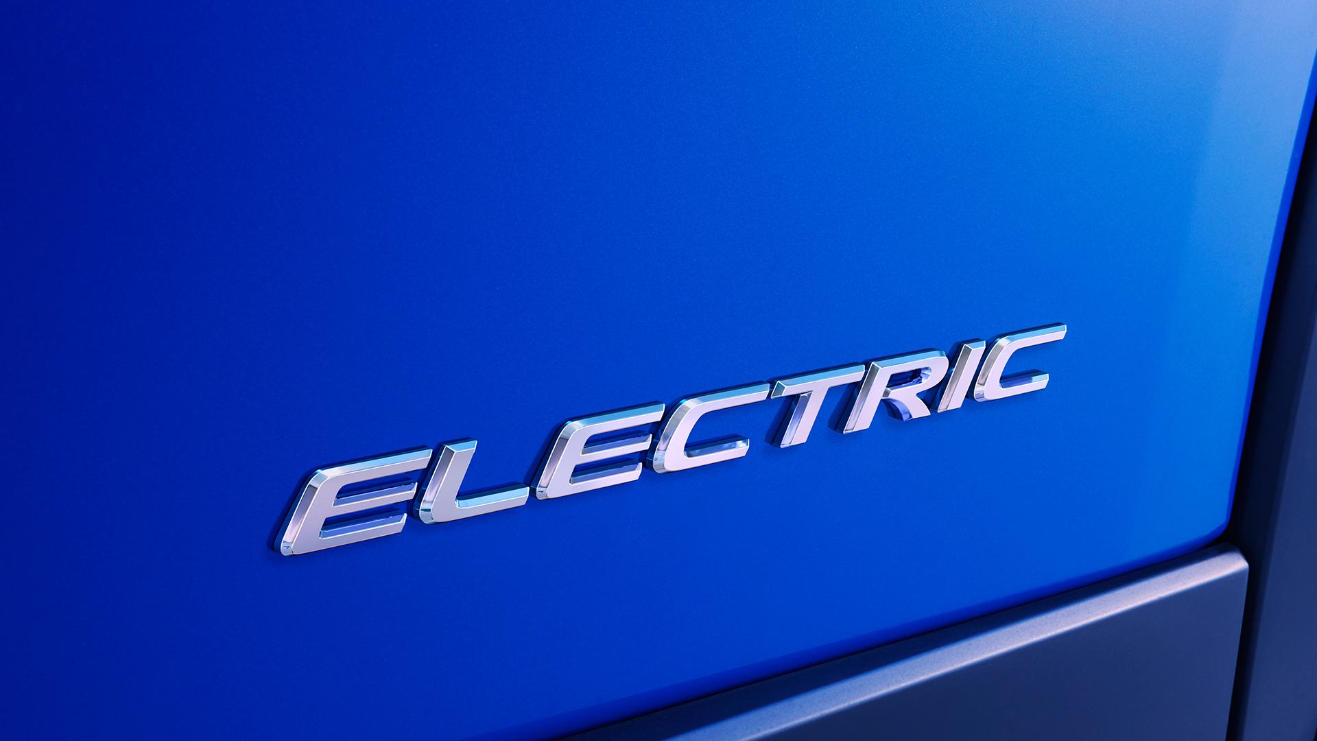 Lexus - električni automobil