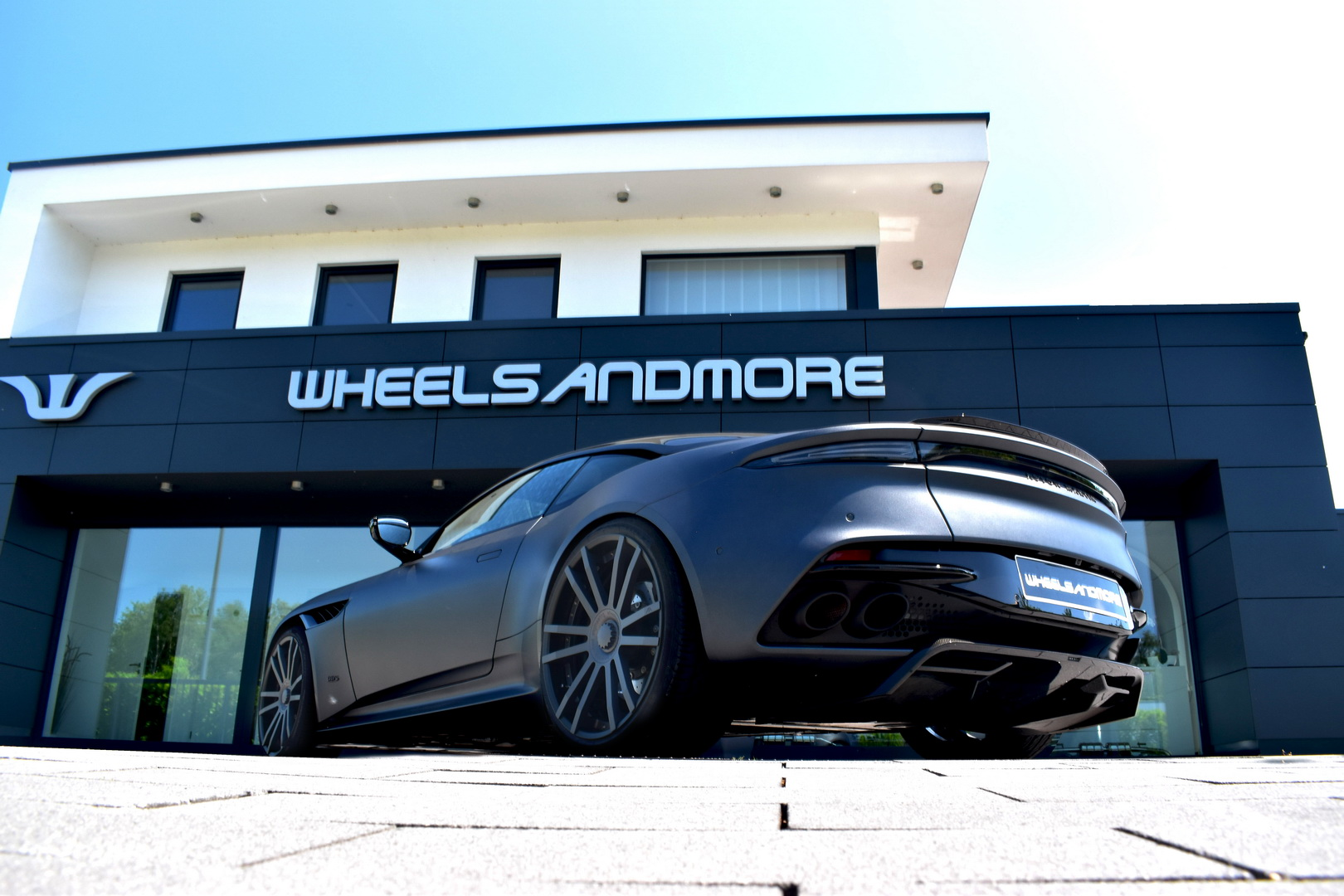 Aston Martin DBS Superleggera by Wheelsandmore