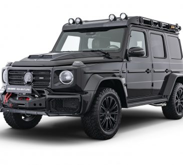 Mercedes G-Klase Brabus Adventure