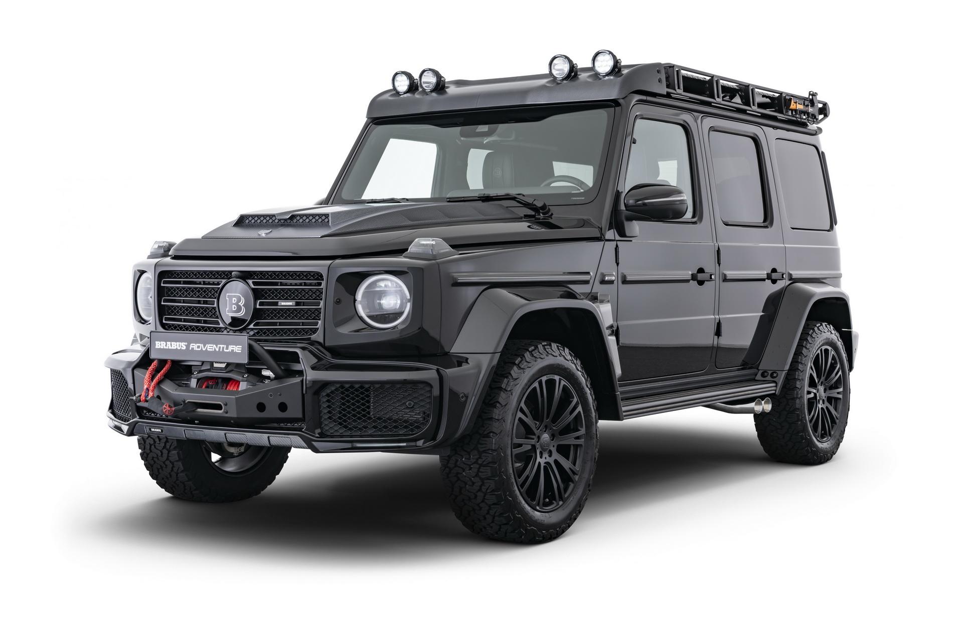 Mercedes G-Klase Brabus Adventure