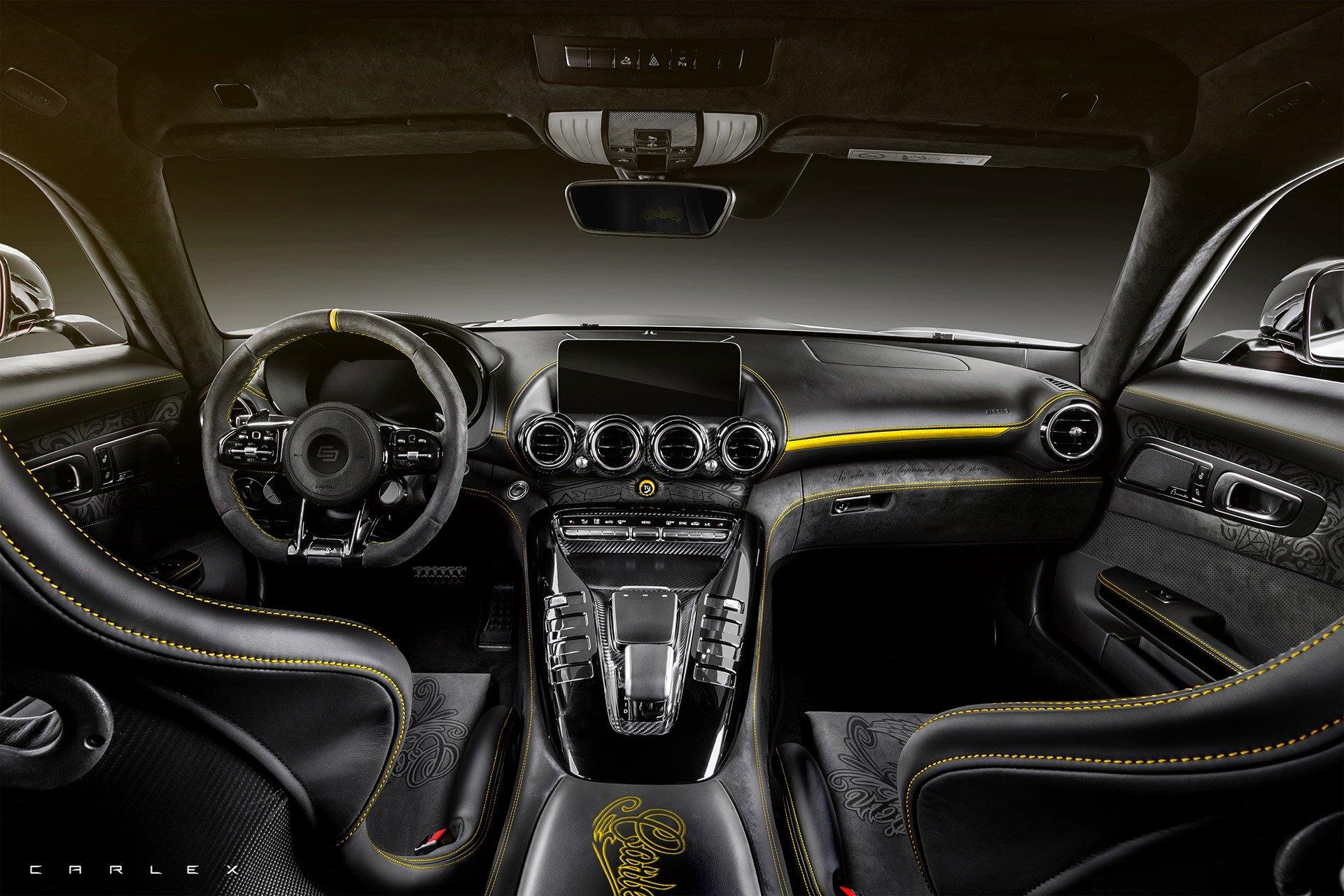 Mercedes-AMG GT R Pro by Carlex Design