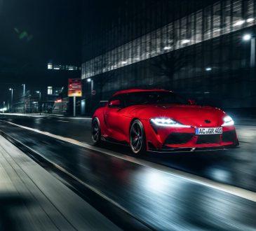 Toyota Supra by AC Schnitzer