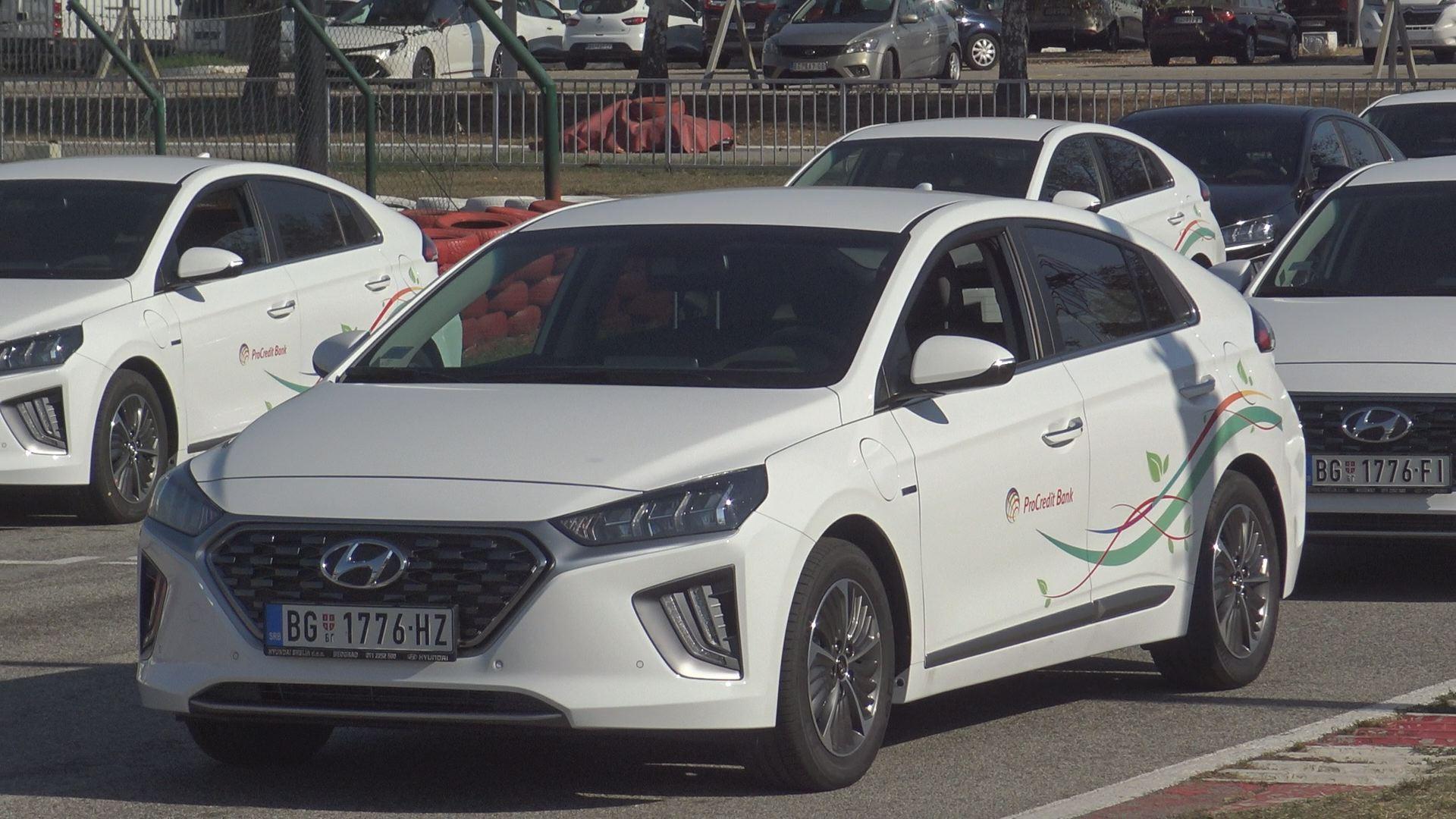 1002. emisija Vrele Gume - Hyundai Ioniq