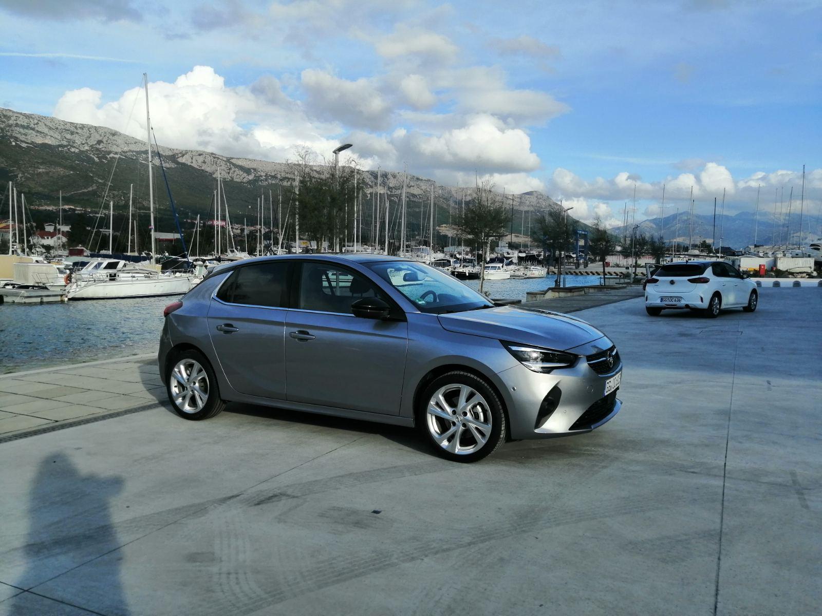 Opel Corsa - Vrele Gume TEST